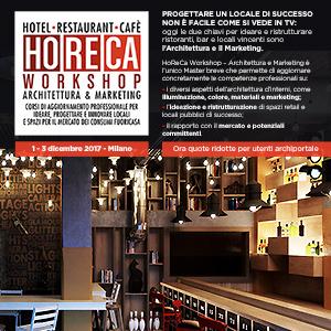 Progetta e rinnova ristoranti, bar e locali di successo con HoReCa - Riduzioni ora per te