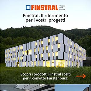Serramenti Finstral per il convitto Fürstenburg: estetica e funzionalità