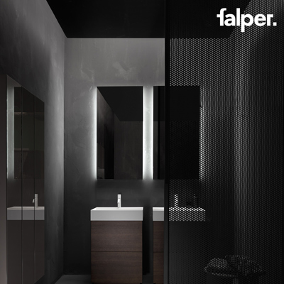 Arredo bagno Falper: scopri la nuova dimensione