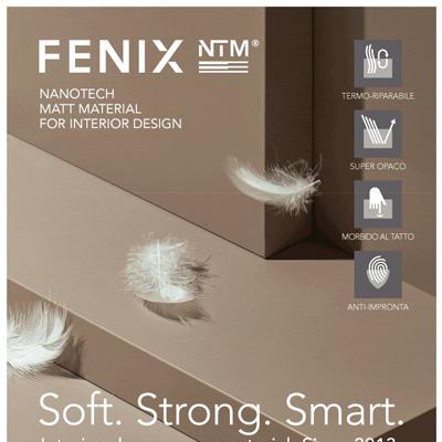 Il materiale smart nanotech per l'interior design