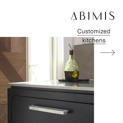 Cucine Abimis: personali in ogni dettaglio