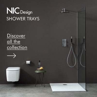 Piatti doccia esclusivi by Nic Design