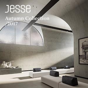 Divani, tavoli e mobili contenitori Jesse - nuova collezione Autumn 2017