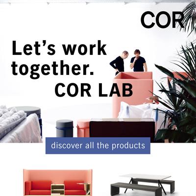 Il futuro dello spazio di lavoro by COR
