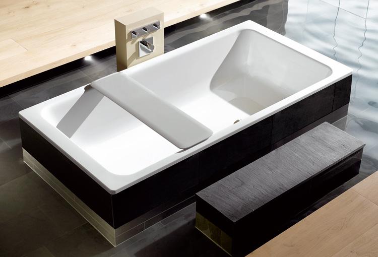 Vasca da bagno bassino   kaldewei italia