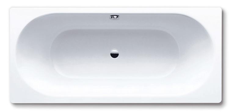 vasca da bagno rettangolare in acciaio smaltato classic duo kaldewei italia. Black Bedroom Furniture Sets. Home Design Ideas