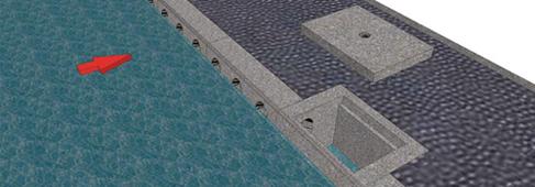 canaletta drenante - Cordolo Canaletta Drenante