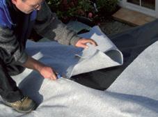 Membrana per giardini pensili - DELTA®-FLORAXX TOP e DELTA®-FLORAXX