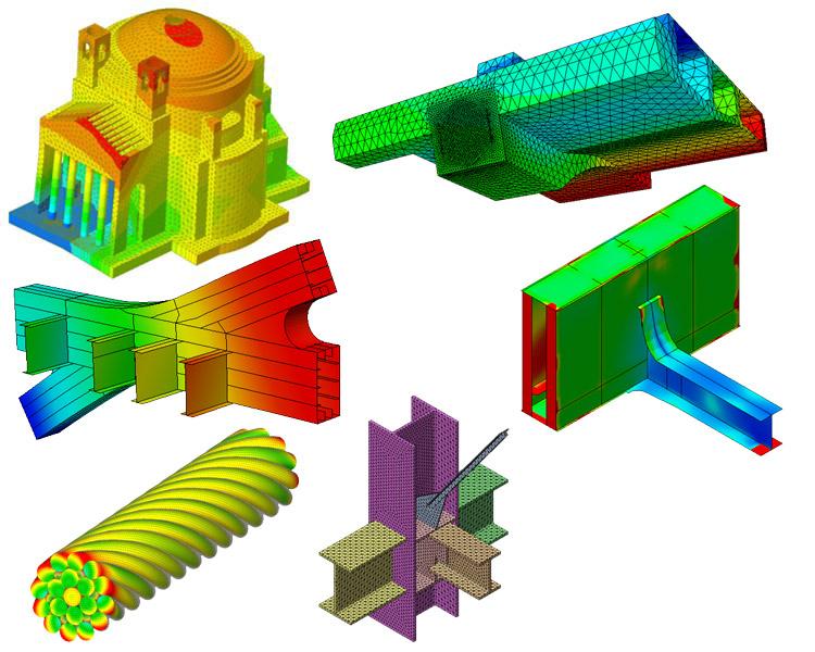 Software strutturale per analisi lineari e non lineari - MIDAS/FEA