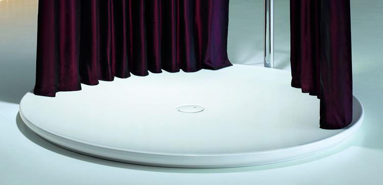 PIATTO - Piatto doccia a installazione indipendente