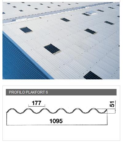 Lastra in PVA cemento - PLAKFORT 6