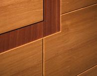 porte per garage in legno