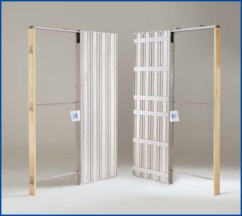 Controtelaio per porta scorrevole ad anta singola controtelaio per porte scorrevoli scrigno - Dimensioni porte a scrigno ...