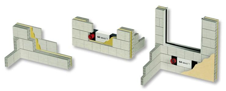 Silenziatore per fori di ventilazione sil block silte - Ventilazione cucina ...