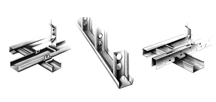 Strutture per cartongesso - CSM centro sistemi modulari ...