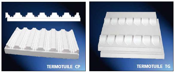 Pannelli isolanti in polistirene espanso stampato preformati per ...