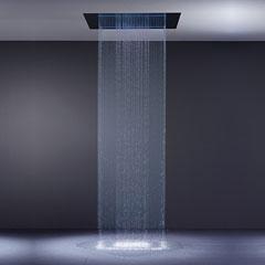 Soffioni e accessori doccia - TRANSFORMING WATER