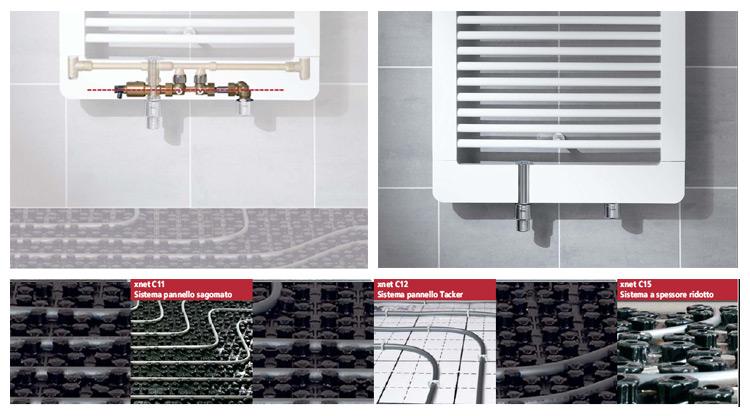 flangia manicotto guarnizione xlink by arbonia kermi italia. Black Bedroom Furniture Sets. Home Design Ideas
