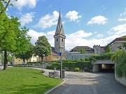 Brunico: ristrutturazione del parco Tschurtschenthaler