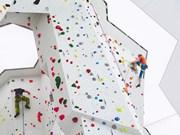 Il climbing center di Brunico: un gesto forte ed 'elementare'
