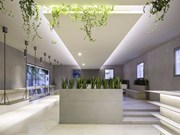NAT Office per l'Ivy Restaurant Lounge Bar