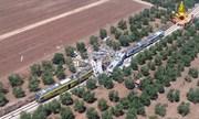 Puglia, terribile incidente ferroviario nel nord-Barese