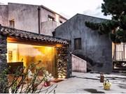 Iraci Architetti per il Ramo d'Aria alle pendici dell'Etna