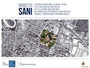 Concorso internazionale di progettazione Ex Caserma Sani