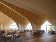 Oberholz Mountain Hut: il nuovo rifugio sulle Dolomiti