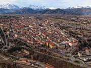 Europan14 Italia: Cuneo, città nuova e nuove identità produttive
