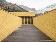 La Stazione dei pompieri di Campo Tures in Alto Adige