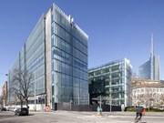 Monte Grappa 3: l'edificio per uffici di GBPA Architects a Milano