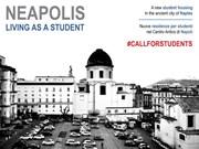 Un mese alla chiusura del 'Neapolis, Living as a student'