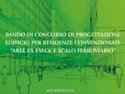 Presentato il primo concorso di progettazione per Milanosesto