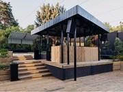 Mesa Verde Club: architettura 'tagliente' e geometrica