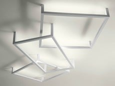 Frameworks, the geometric compositions by Axo Light
