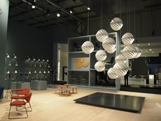 Gubi: new designers and re-editions at Euroluce