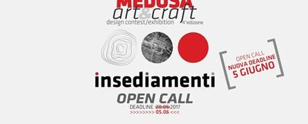 Noùs - idee al lavoro lancia Medusa Art&Craft 2017