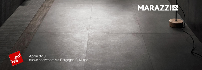 Rivestimenti effetto resina collezione block by marazzi - Prezzo posa piastrelle 60x60 ...