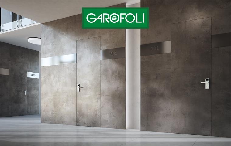 Porte filomuro garofoli rei 60 for Solution porte 60 doors