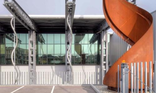 Il nuovo stabilimento di Caffè Milani a Lipomo (CO)