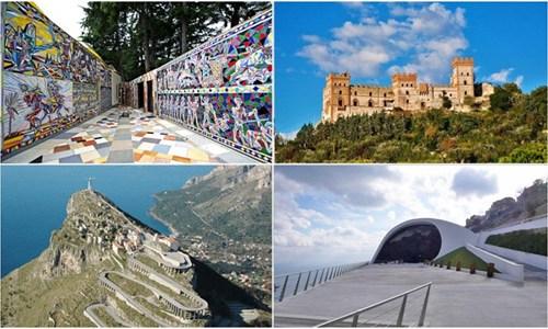 Dai castelli al mare, le 10 'vie' dell'Autostrada del Mediterraneo