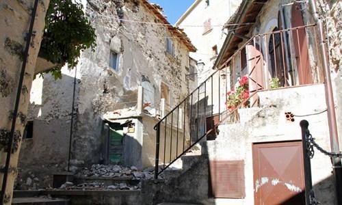 Post-sisma, al via la ricostruzione di Castelluccio di Norcia