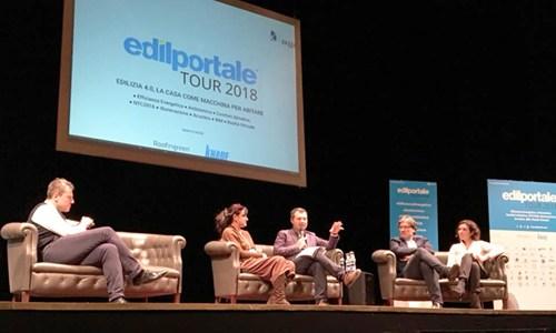 Edilportale Tour 2018 arriva nelle Marche, focus sulla ricostruzione