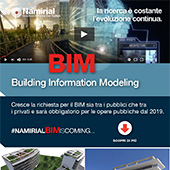 BIM, Namirial is coming: vieni a scoprirlo al Digital & BIM
