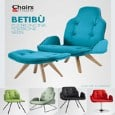 CHAIRS & MORE - Sedie, poltrone e poltroncine Betib� by Chairs & More