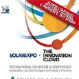 EXPO ENERGIE - Solarexpo - The Innovation Cloud - Fiera Milano Rho, 7-9 maggio 2014