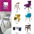 ALMA DESIGN - Alma Design: armchairs, chairs and multifunctional furnishing 2014