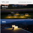 GRUPO T DIFFUSION, S.A.  - Vibia outdoor lamps: 2014 novelties