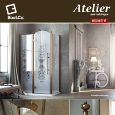 BOX & CO. - Shower cabin collection: Atelier by Box & Co